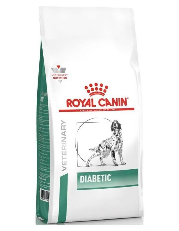 Royal Canin VD Diabetic Alimento Seco Cão