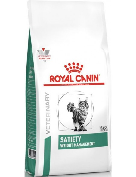 Royal Canin VD Satiety Support Weight Management Alimento Seco gato