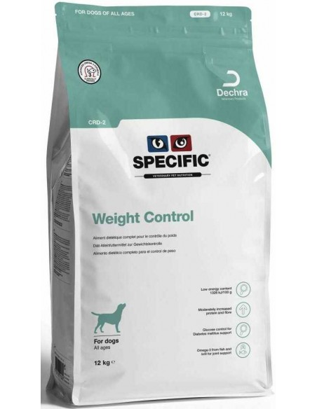 Specific VD CRD-2 Weight Control 12 Kg Alimento Seco Cão