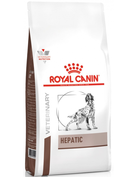 Royal Canin VD Hepatic Alimento Seco Cão