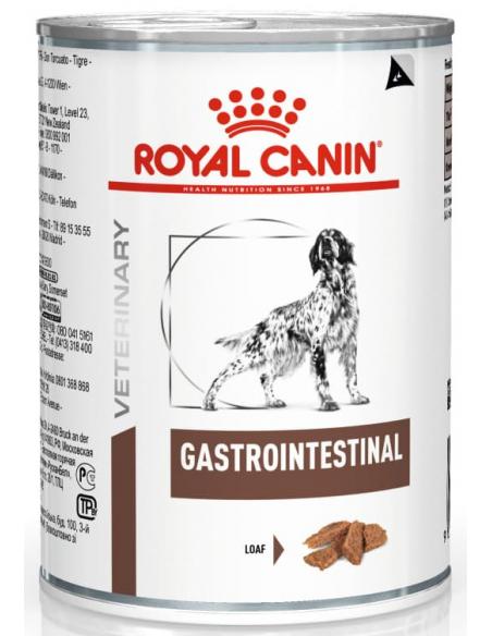 Royal Canin VD Gastrointestinal Alimento Húmido Cão