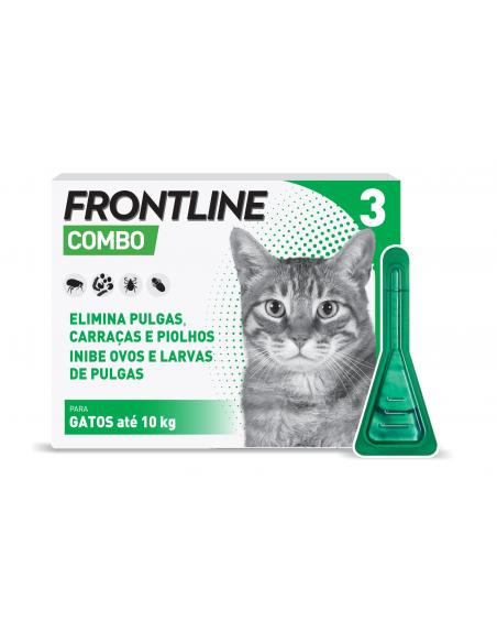 Frontline Combo Gatos (Nova Imagem)