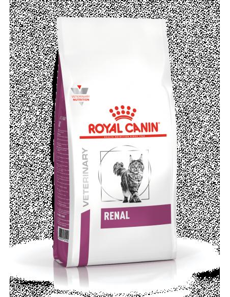 Royal Canin VD Renal Alimento Seco Gato