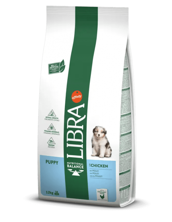 Libra Puppy Frango 12 Kg