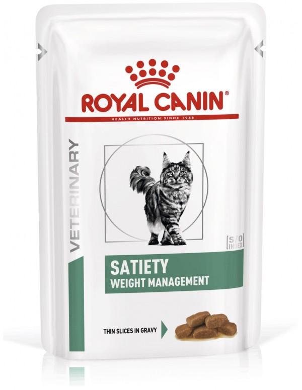 Royal Canin Gato VD Satiety Weight Management Saquetas