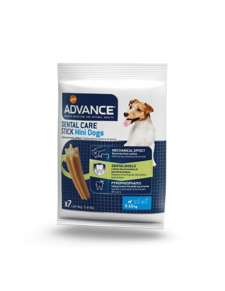 Advance Mini Dental Snack Cão 90 Gr