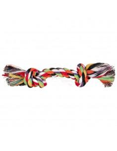 Corda Multicolorida c/ 2 Nós 15 Cm