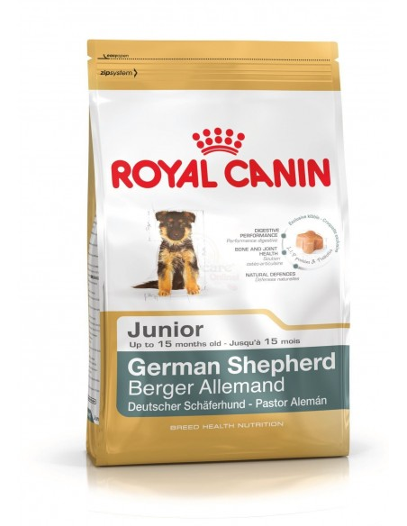 Royal Canin Breed Health Nutrition German Shepherd Júnior Alimento Seco Cão