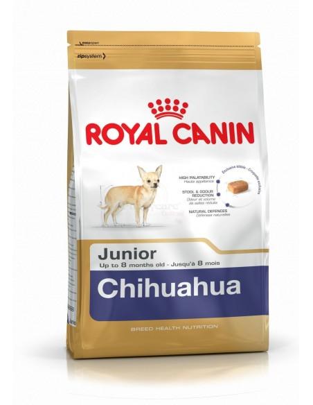 Royal Canin Breed Health Nutrition Chihuahua Puppy Alimento Seco Cão