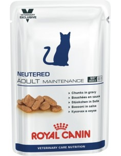 Royal Canin Vet Neutered Adulto Maintenance 100 Gr