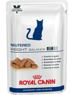Royal Canin Vet Neutered Weight Balance 100 Gr