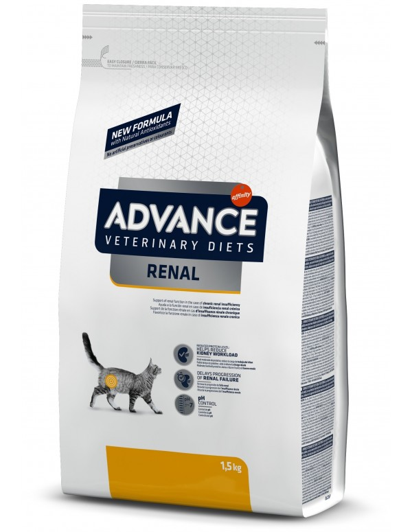 Advance Gato Renal 1.5 Kg