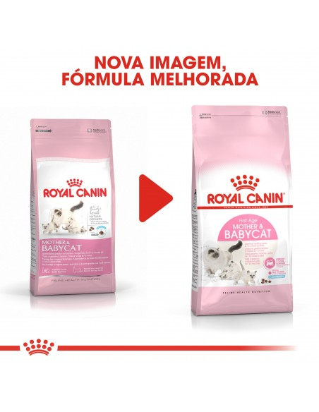 Royal Canin FHN Mother and Babycat Alimento Seco Gato
