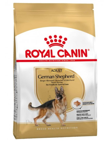 Royal Canin Breed Health Nutrition German Shepherd Adult Alimento Seco Cão