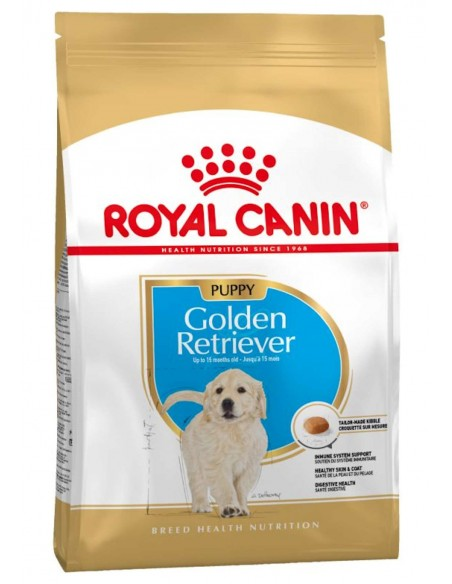 Royal Canin Breed Health Nutrition Golden Retriever Júnior Alimento Seco Cão