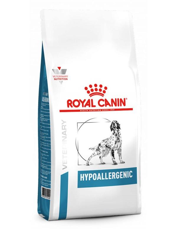 Royal Canin VD Hypoallergenic Alimento Seco Cão