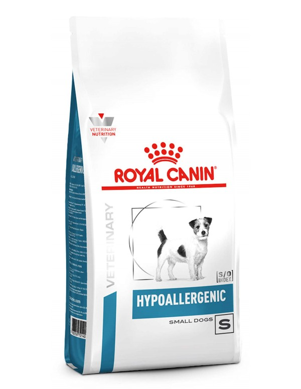 Royal Canin VD Hypoallergenic Small Dog Alimento Seco Cão