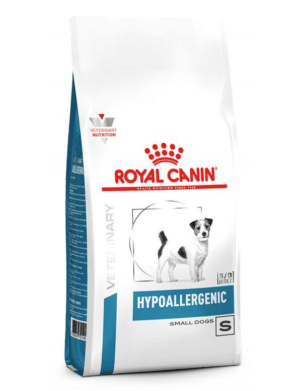 Royal Canin VD Hypoallergenic Small Dog Alimento Seco Cão