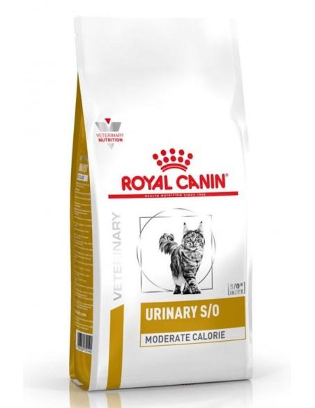 Royal Canin VD Urinary S/O Moderate Calorie Alimento Seco Gato