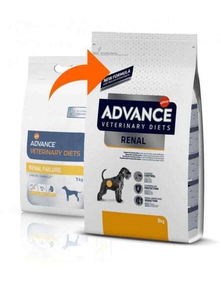 Advance VD Renal Alimento Seco Cão
