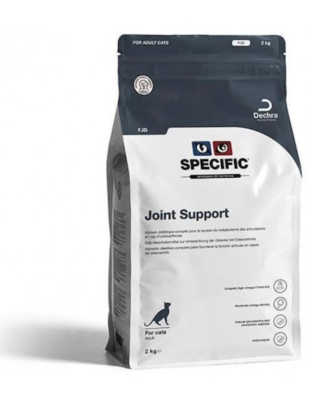 Specific VD FJD Joint Support Alimento Seco Gato