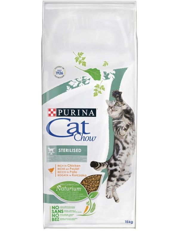 Cat Chow Sterilised Alimento Seco Gato