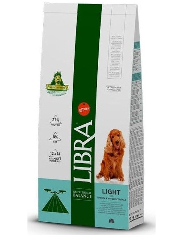 Libra Adulto Light Alimento Seco Cão