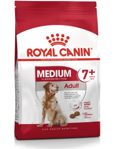 Royal Canin Cão Médio Adulto 7+