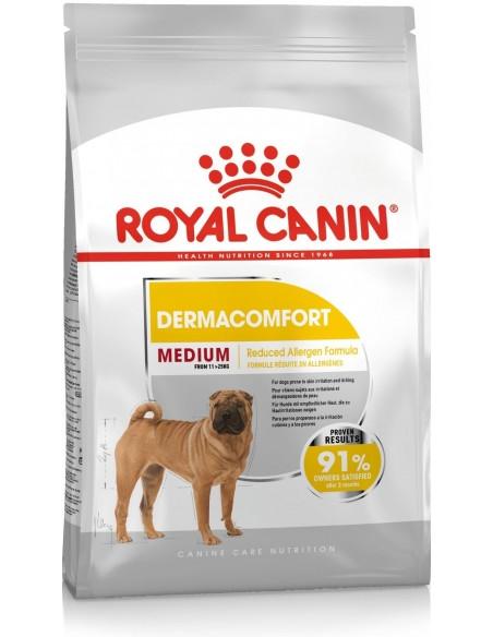 Royal Canin SHN Médium Dermacomfort Alimento Seco Cão