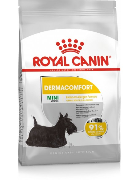 Royal Canin SHN Mini Dermacomfort Alimento Seco Cão
