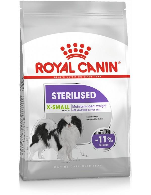 Royal Canin SHN XSmall Sterilised Alimento Seco Cão