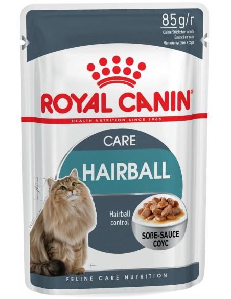 Royal Canin Gato Hairball Care Saquetas (Molho)