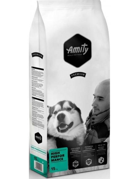 Amity Adulto Premium High Performance Alimento Seco Cão
