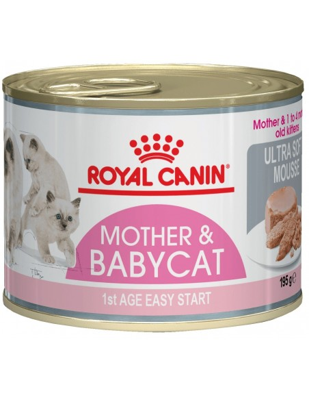 Royal Canin Mother and Babycat 195 Gr Alimento Húmido Gato