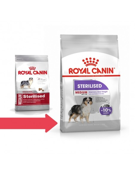 Royal Canin SHN Médium Sterilised Alimento Seco Cão