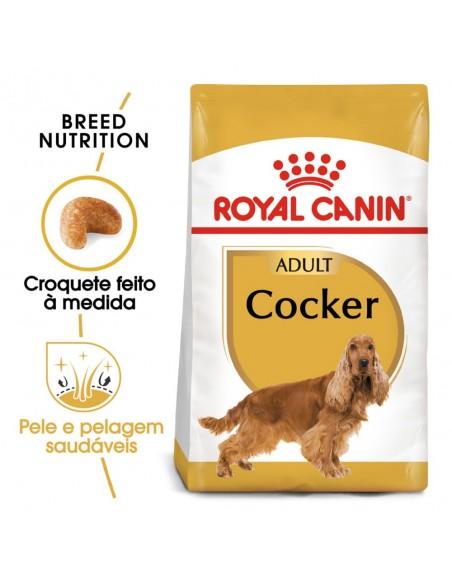 Royal Canin BHN Cocker Adult Alimento Seco Cão