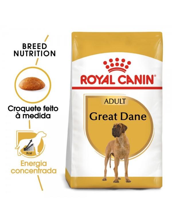 Royal Canin BHN Great Dane Adult Alimento Seco Cão
