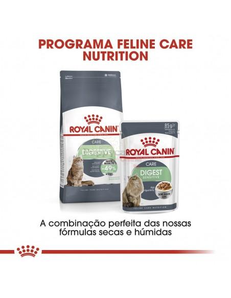 Royal Canin Digest Sensitive Alimento Húmido Gato Saquetas (Molho)