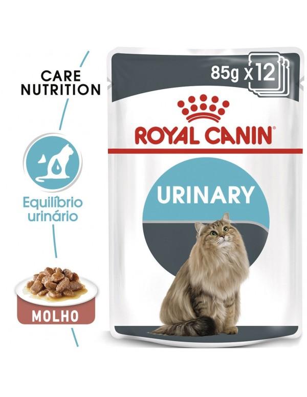 Royal Canin Urinary Care Alimento Húmido Gato Saquetas (Molho)