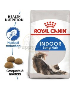 Royal Canin FHN Indoor Long Hair Alimento Seco Gato