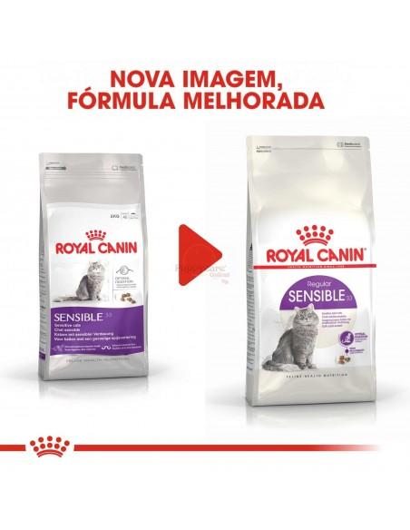 Royal Canin FHN Sensible Alimento Seco Gato